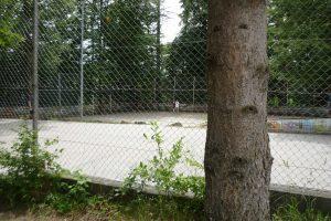 Ballspielplatz