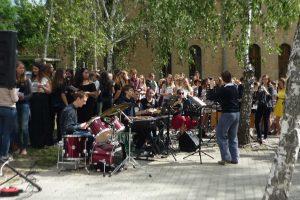 Die Musikgruppe der BAfEP