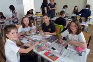 Gemeinsame Aktivitäten: VS mit Gymnasium