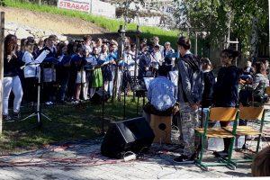 Chor und Musiker der PNMS